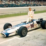 Bill Vukovich II  Indy 500 1968