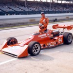 Bill Vukovich Jr. Coyote Foyt  Indy 1977