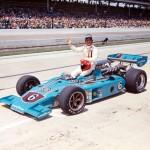 Bill Vukovich Jr. Eagle Core Firestone Special 1975