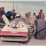 Bill Vukovich Jr. and J. C. Agajanian 1969