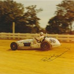 Bill Vukovich Jr. in the Hoosier 100