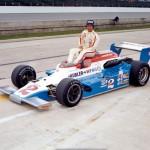 Bill Vukovich II  Watson Offy 1980