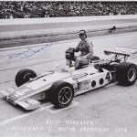 Vuky II  Indy 500 1974
