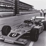 Vuky II  Indy 500 1975